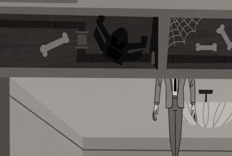 пасхалки сериала вандавижн Анимационное вступление ко 2 эпизоду