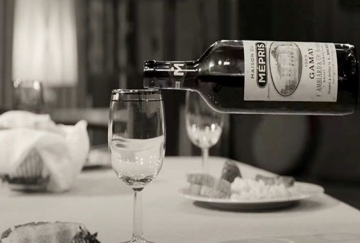 пасхалки сериала вандавижн Бутылка вина House Of M
