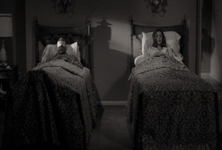 пасхалки сериала вандавижн Отдельные кровати