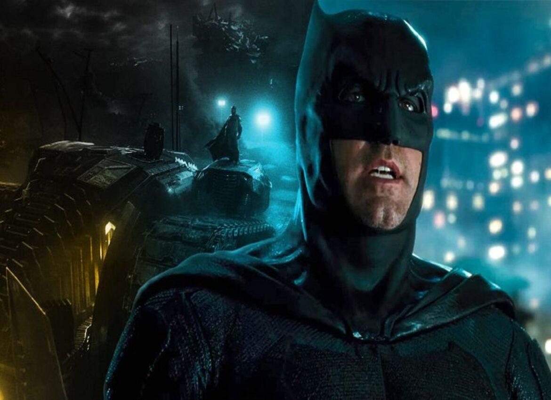 Откуда у Бэтмена появился Бэт-танк