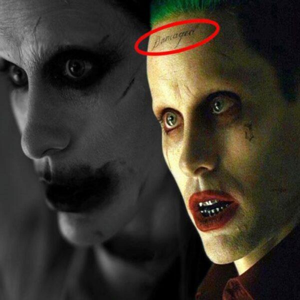 Почему у Джокера Лето нет татуировки в версии Лиги Справедливости Снайдера