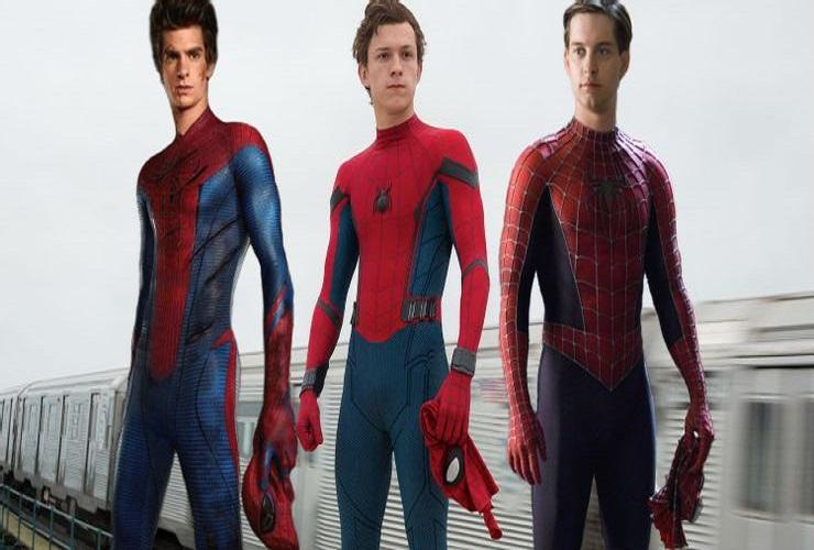 Тоби Магуайр и Эндрю Гарфилд не появятся в Человек-паук 3