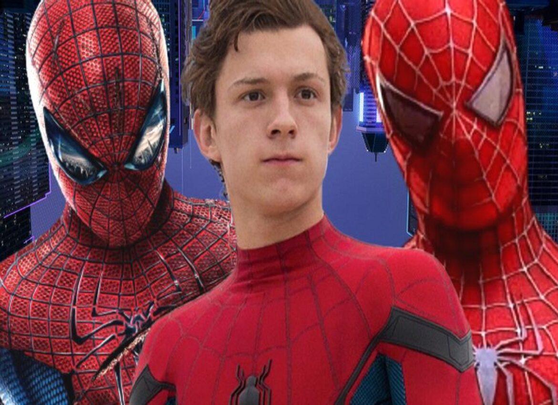 Том Холланд заявил что Тоби Магуайр и Эндрю Гарфилд не появятся в Человек-паук 3