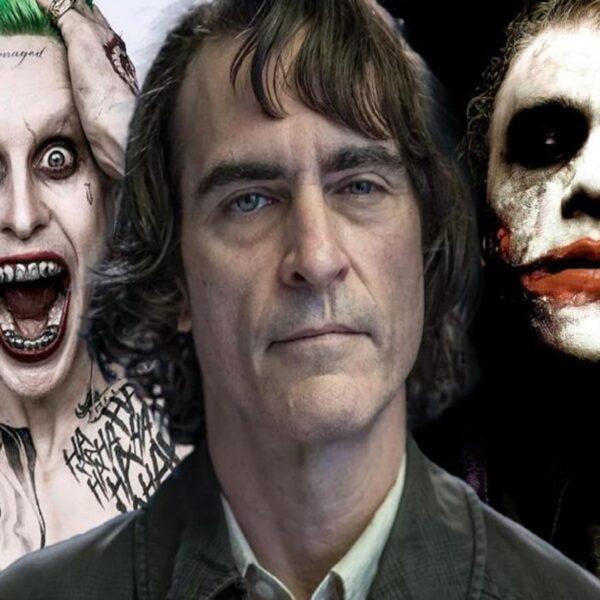 Все актеры которые играли Джокера