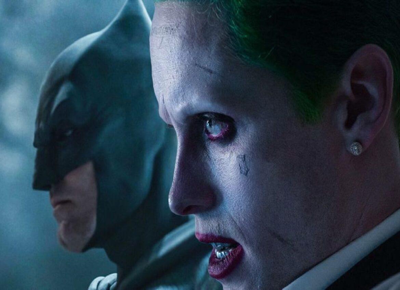 детали встречи Бэтмена и Джокера в Лиге Справедливости