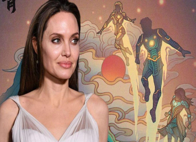 почему Анджелина Джоли присоединилась к Вечным
