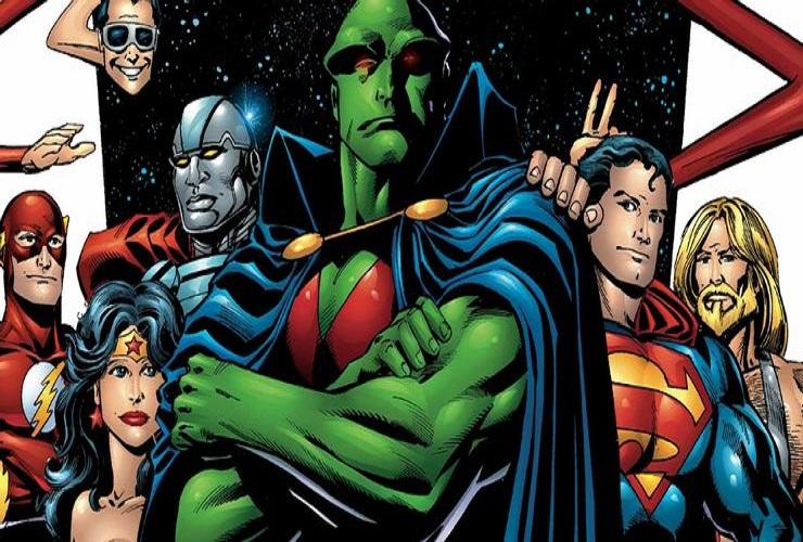 Истоки Марсианского Охотника на людей в комиксах DC