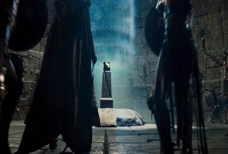 Как работают порталы Степного Волка в Лиге Справедливости Снайдера