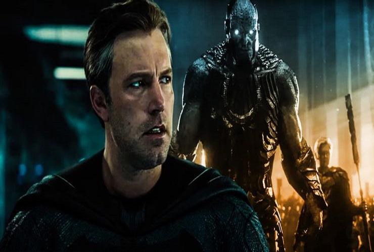 Как закончилась история Бэтмена в Лиге Справедливости 3 Зака Снайдера