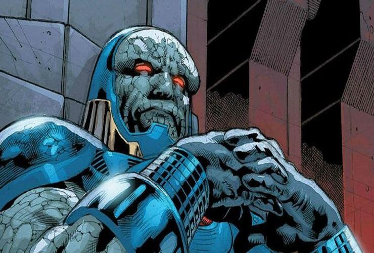 Кто такой Дарксайд и Апоколипс в комиксах DC