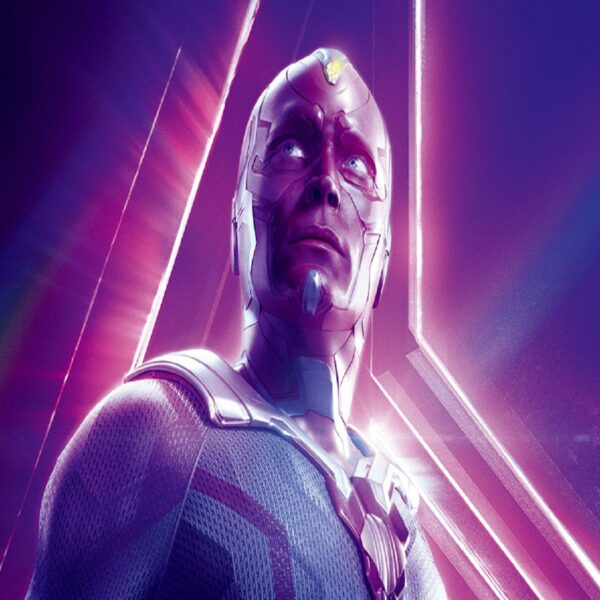 Кто такой Вижн Marvel