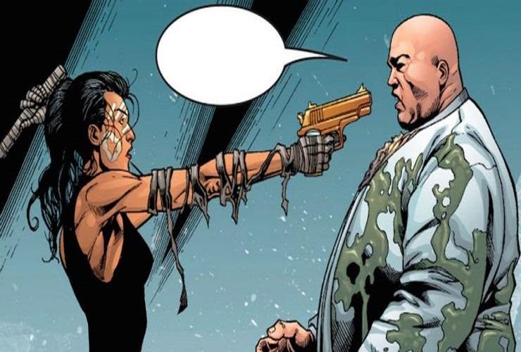 Marvel работают над новым сериалом Эхо