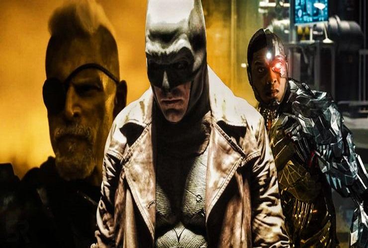 Новая команда Бэтмена в Рыцаре Ужаса