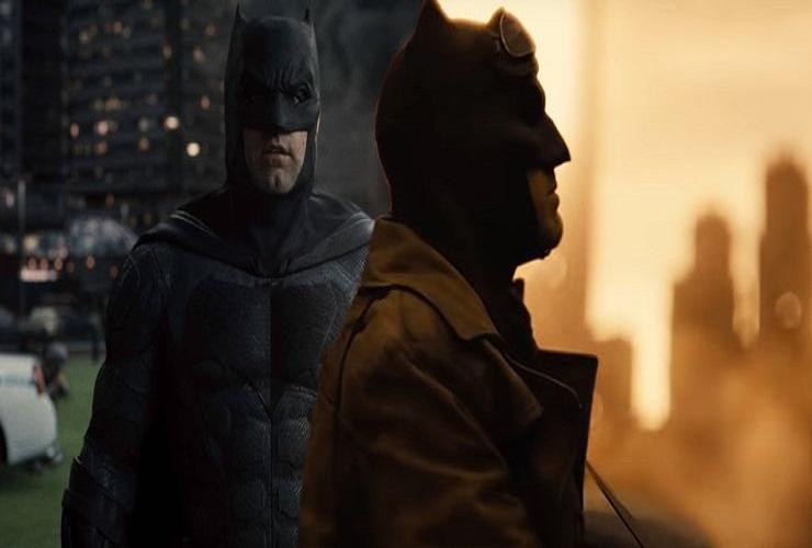 Объяснение истории Бэтмена в «Лиге Справедливости» Зака Снайдера