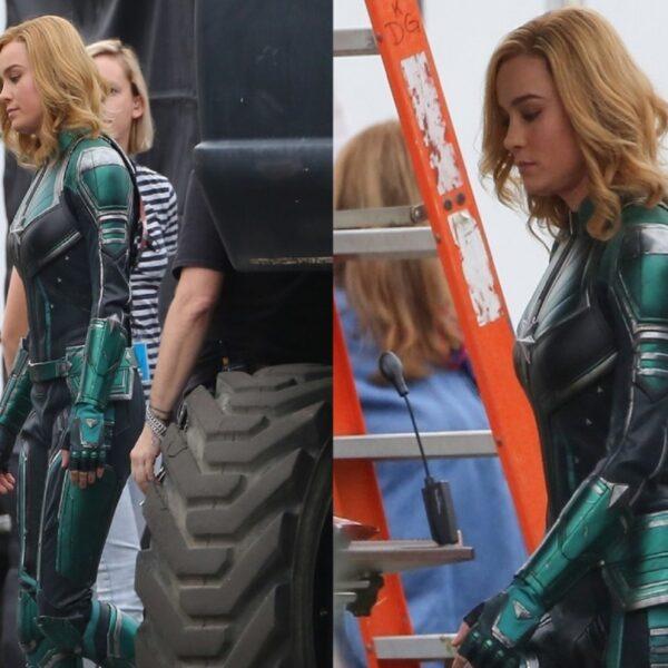 Съемки Капитан Марвел 2 начнутся в мае 2021 года