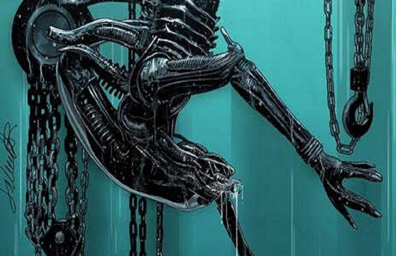 Вышел первый комикс Марвел по Вселенной Чужих Alien 1