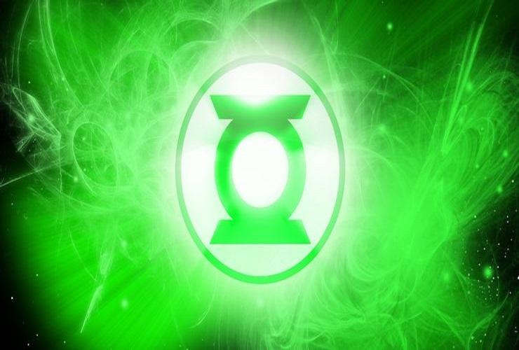 Знак безопасности зеленого фонаря