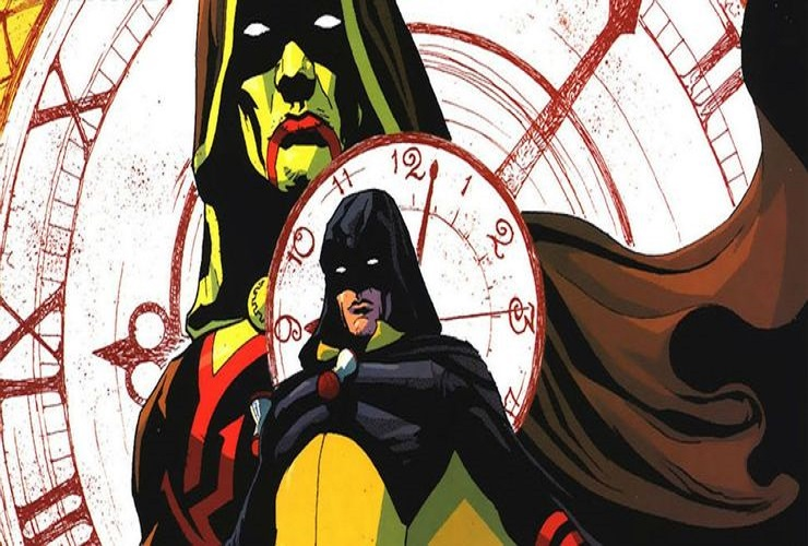 когда выйдет фильм о супергерое DC Часовщик