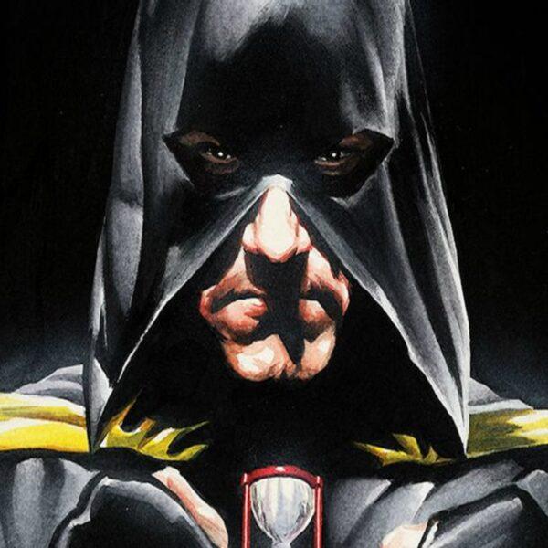 новый фильм о супергерое DC Часовщик