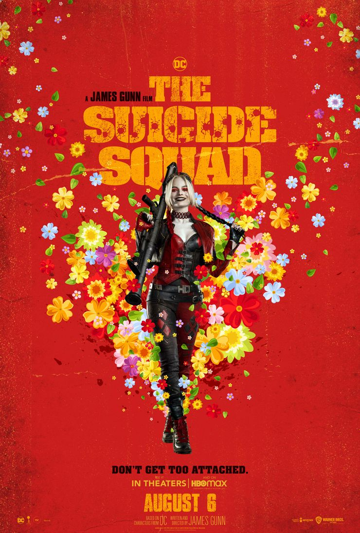 постер Харли Квинн Отряд самоубийц Миссия навылет