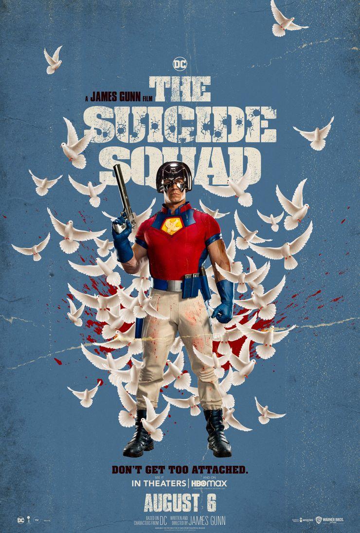 постер Миротворца Отряд самоубийц Миссия навылет