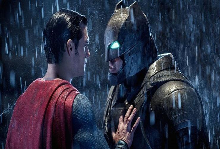 сын Супермена должен был стать новым Бэтменом