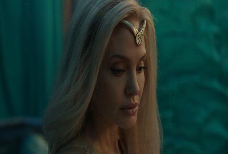 Анджелина Джоли сыграет Тену Вечные