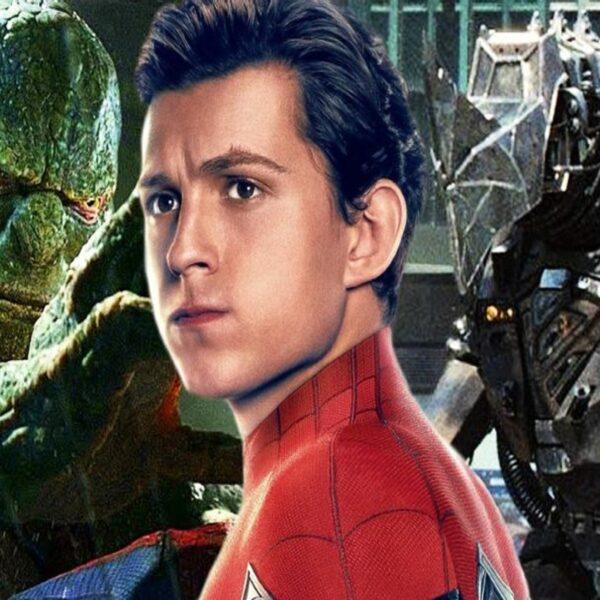 в Человек-паук 3 могут появиться Ящер и Носорог из прошлых фильмов Sony