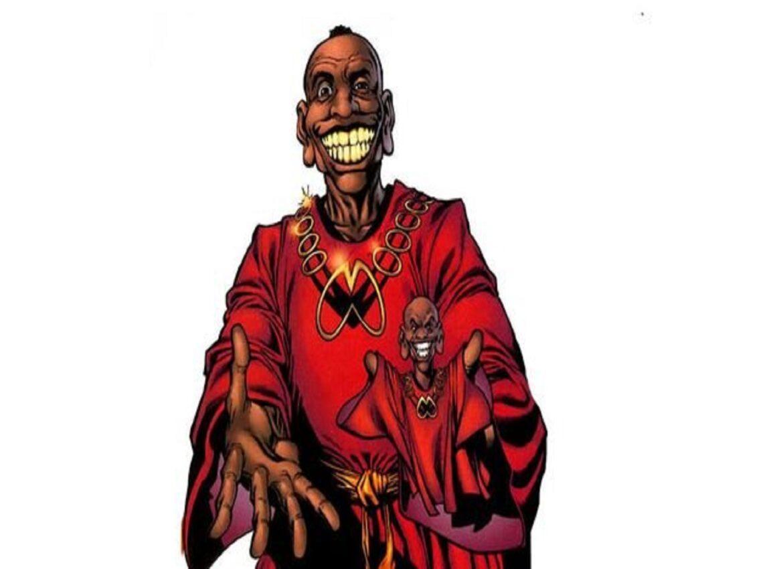 Кто такой Ачебе Marvel