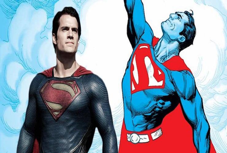 почему Супермен Человек из стали