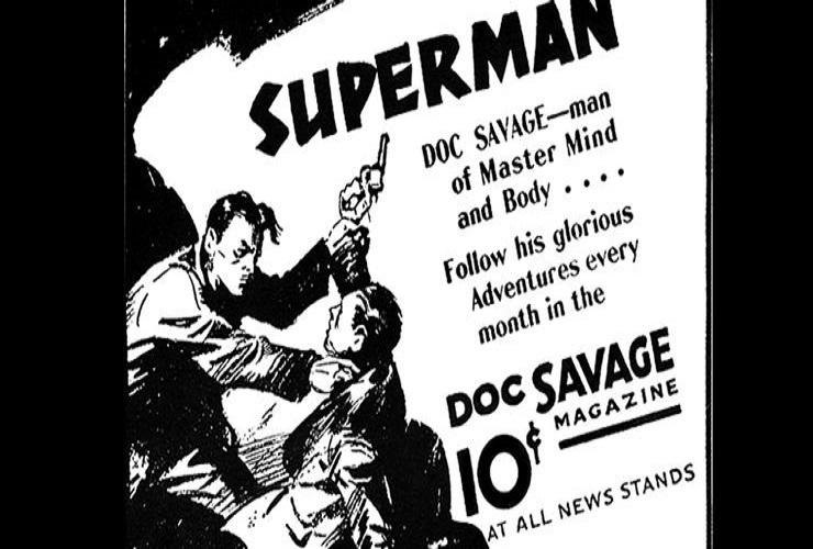 все о Супермене