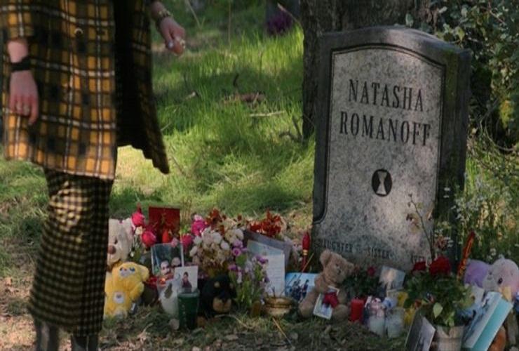 Черная вдова наконец-то дала Наташе собственный мемориал