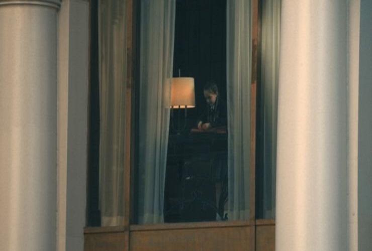 Что было с Черной вдовой в Красной комнате