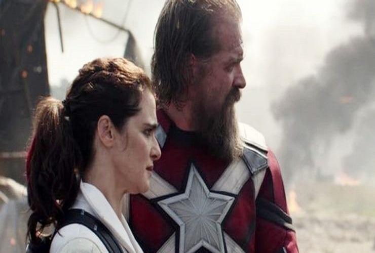 Красный Страж и Мелина вернуться в Киновселенную Марвел