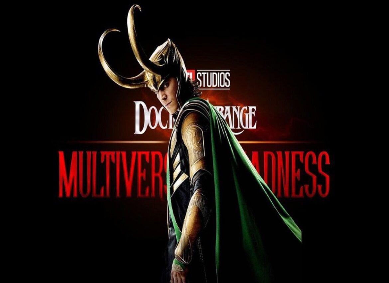 Локи появится в Доктор Стрэндж 2