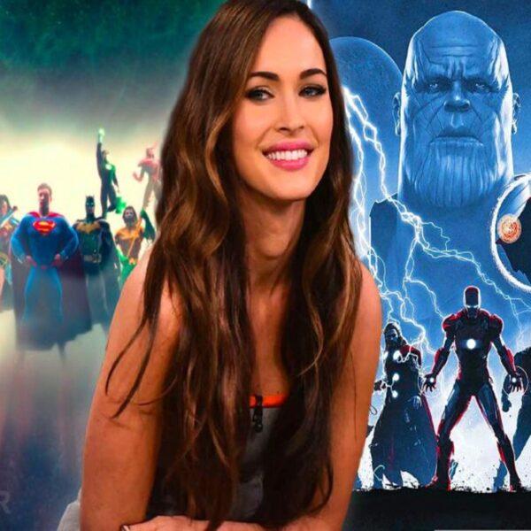 Меган Фокс может присоединиться к фильмам Марвел или DC