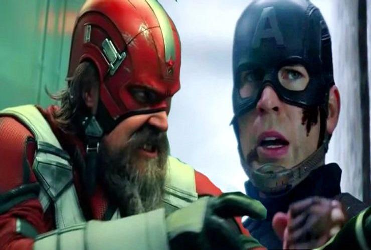 Почему Алексей думает, что дрался с Капитаном Америка