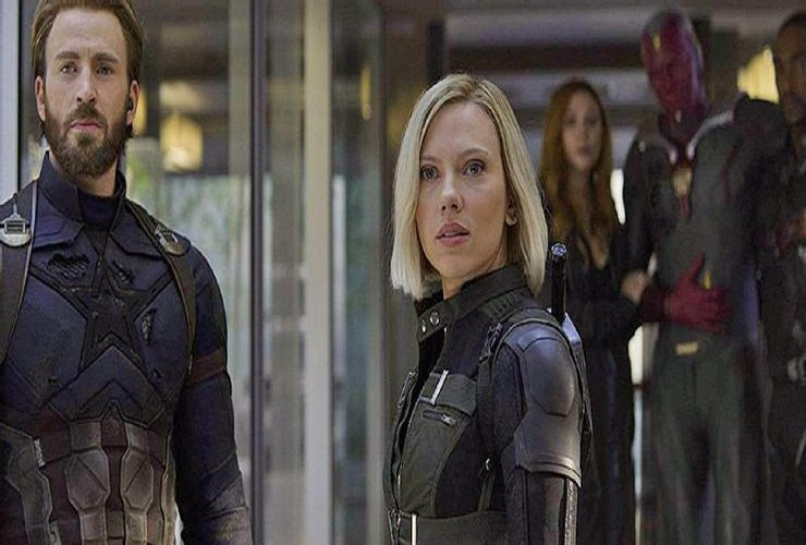 Почему Черная Вдова присоединилась к Мстителям в Войне Бесконечности