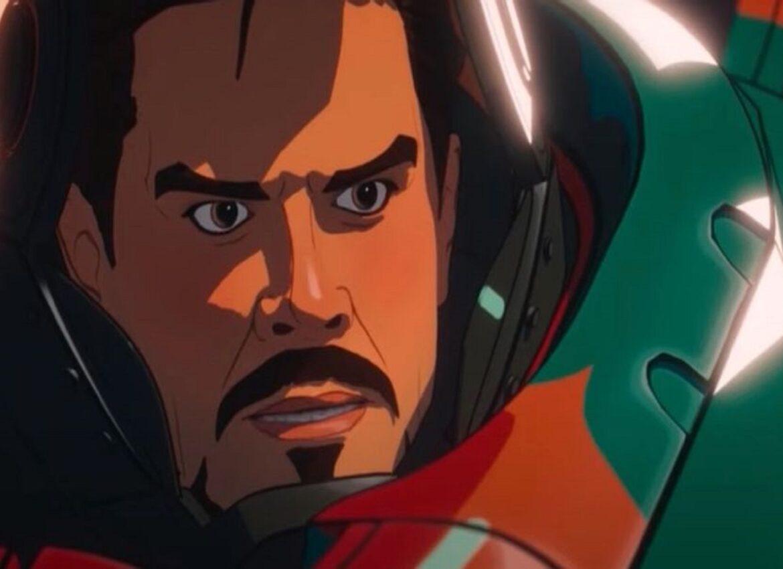 Космический Железный Человек появится в сериале что если