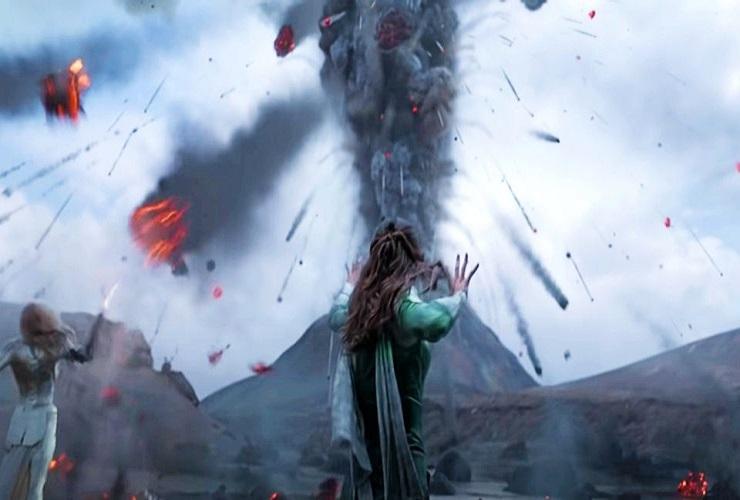 смотреть Новый трейлер Вечных